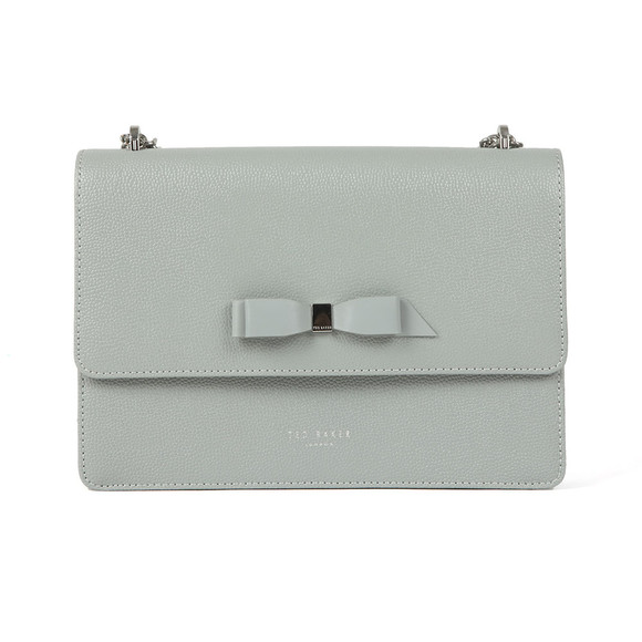 Ted Baker Womens Grey Joanaa Bow Detail Cross Body main image