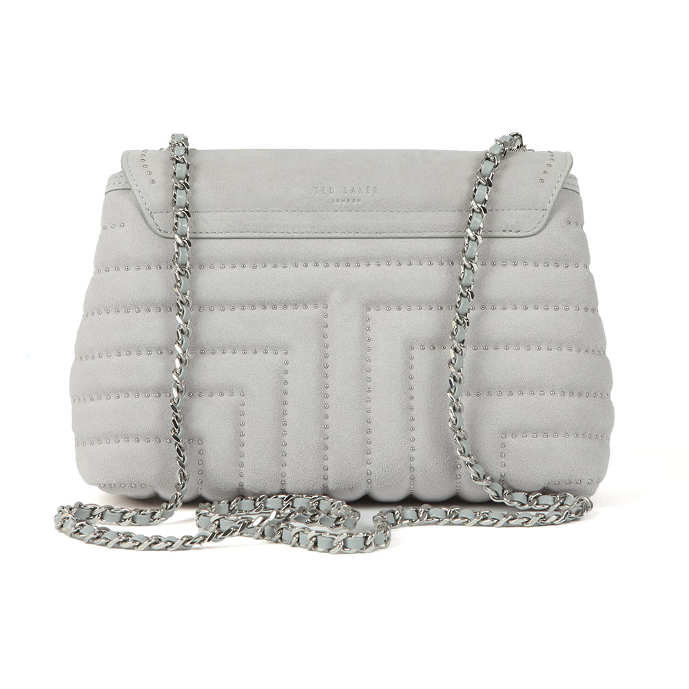 Saddiie Studded Circle Lock Xbody Bag main image