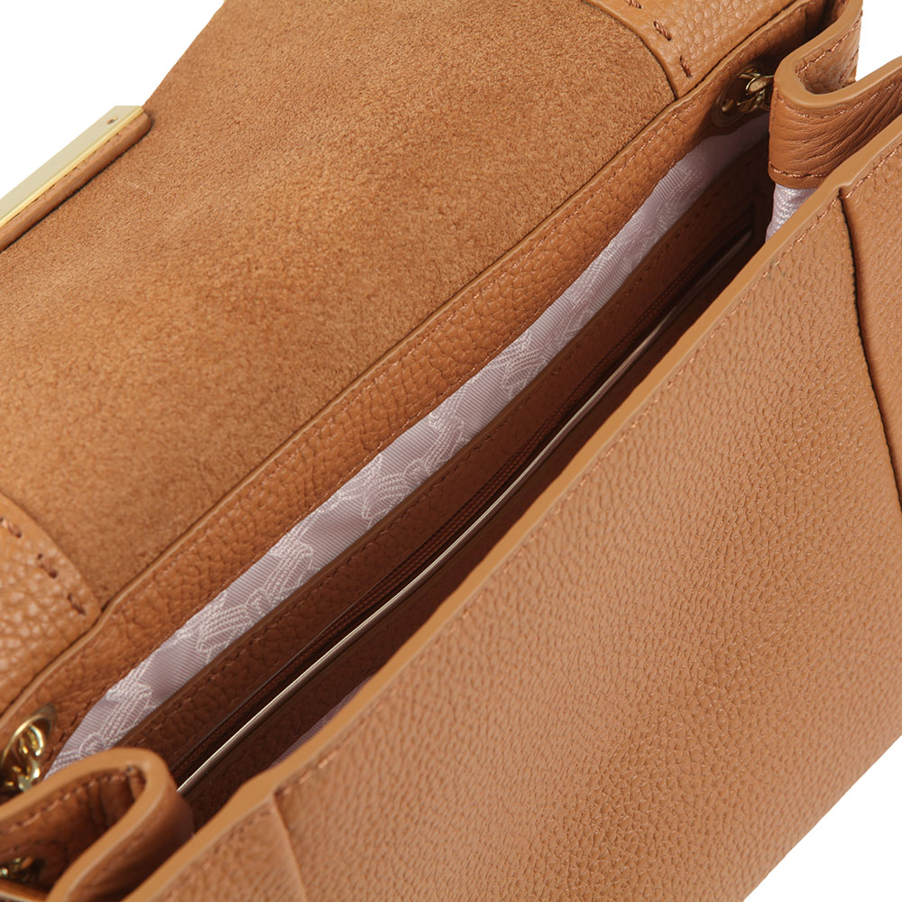 Clarria Bow Detail Soft Xbody Bag main image