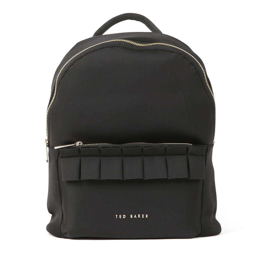 Rresse Ruffle Detail Zip Backpack main image