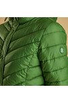 Barbour Lifestyle Womens Green Isobath Quilted Jacket