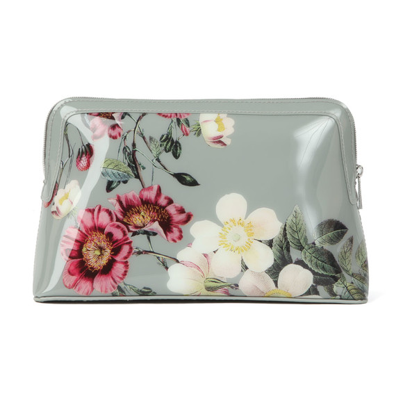 Ted Baker Womens Grey Jodelle Oracle Wash Bag main image