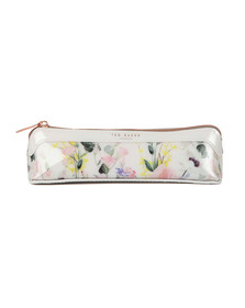 Ted Baker Womens Pink Zuchini Elegant Pencil Case