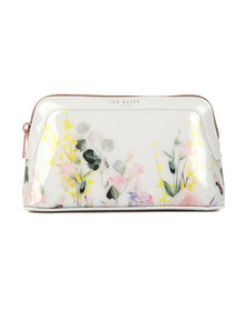 Ted Baker Womens Pink Teegan Elegant Make Up Bag