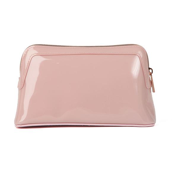 Ted Baker Womens Pink Cahira Bow Make Up Bag main image