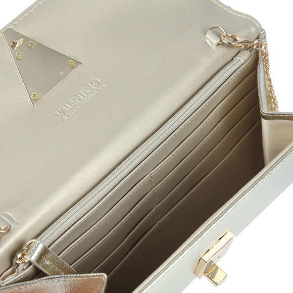 Valentino by Mario Womens Gold Flash Clutch main image