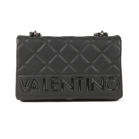 Valentino by Mario Womens Black Licia Satchel main image