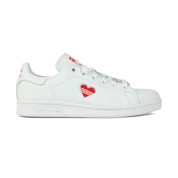 adidas Originals Womens White Stan Smith Trainers main image