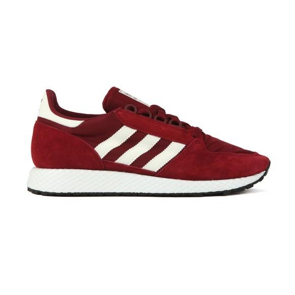 adidas Originals Mens Red Forest Grove Trainer main image