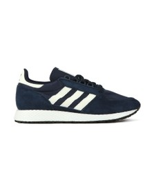 adidas Originals Mens Blue Forest Grove Trainer