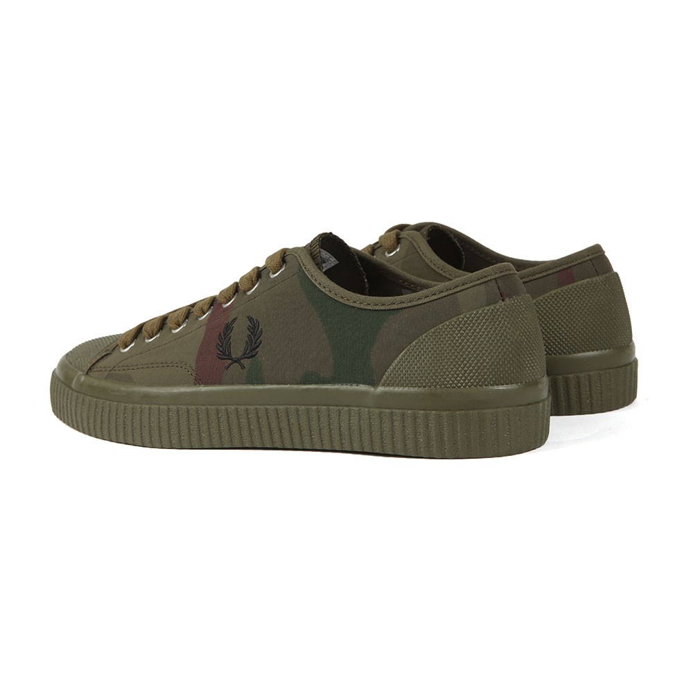Camouflage Hughes Low Trainer main image