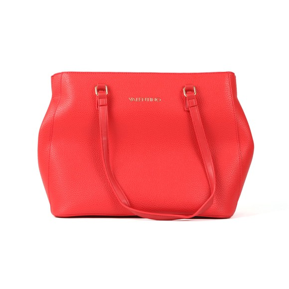 Valentino by Mario Womens Red Superman Large Tote main image