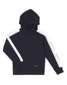 Gant Boys Blue Archive Sweat Hoody