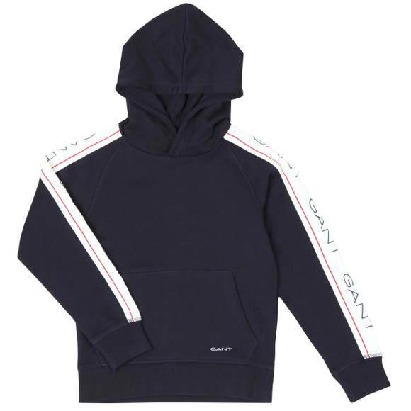 Gant Boys Blue Archive Sweat Hoody main image