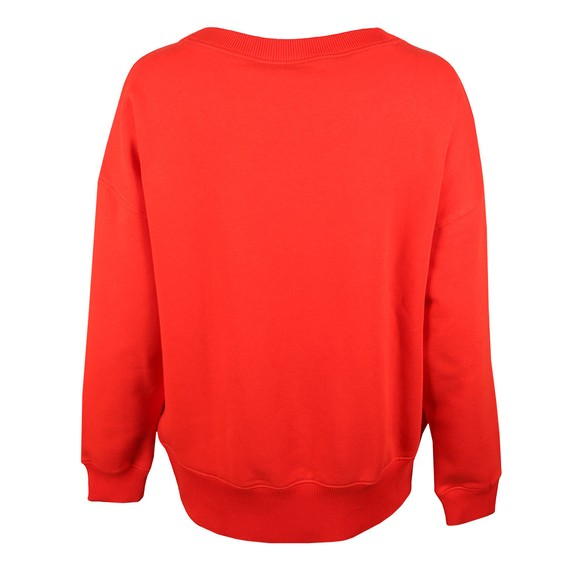 adidas Originals Womens Red Coeeze Sweat main image