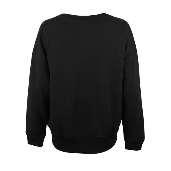 adidas Originals Womens Black Coeeze Sweatshirt main image