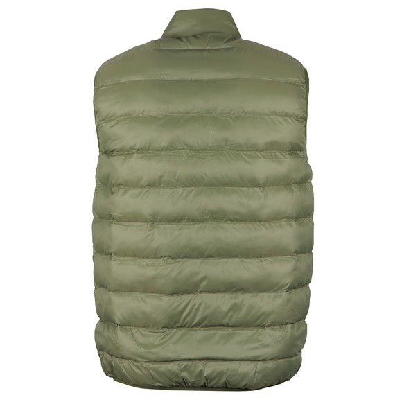 Barbour Beacon Mens Green Harter Gilet main image
