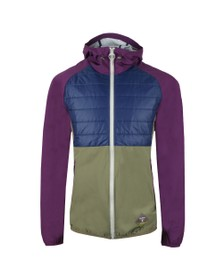 Barbour Beacon Mens Purple Gable Jacket