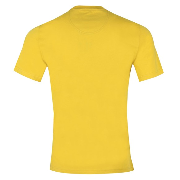 Barbour Beacon Mens Yellow Diamond T-Shirt main image