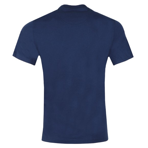 Barbour Beacon Mens Blue Diamond T-Shirt main image