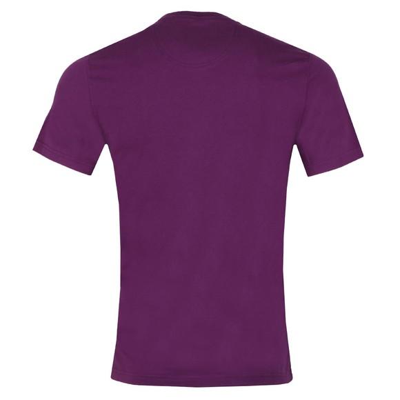 Barbour Beacon Mens Purple Tee main image