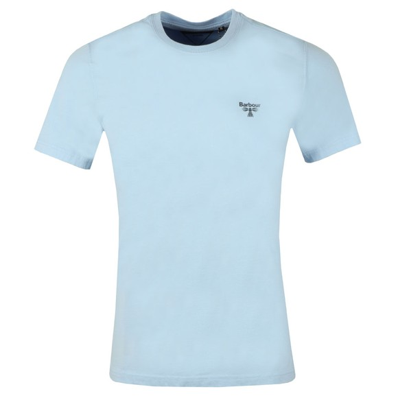 Barbour Beacon Mens Blue T-Shirt main image