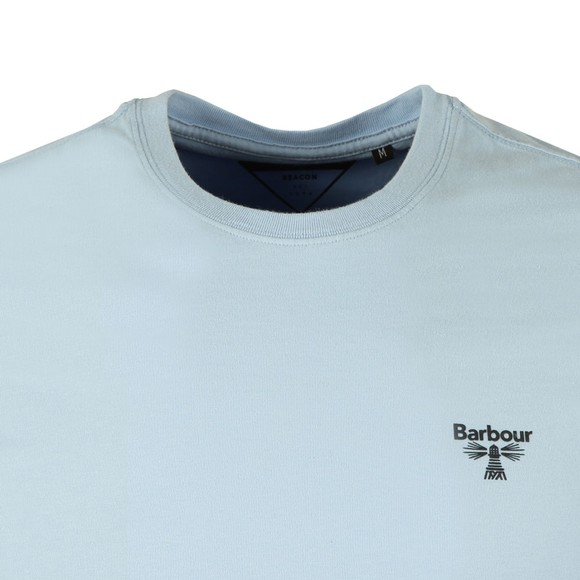 Barbour Beacon Mens Blue Tee main image