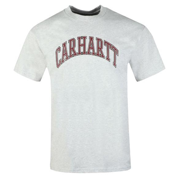 Carhartt Mens Grey Knowledge T Shirt main image