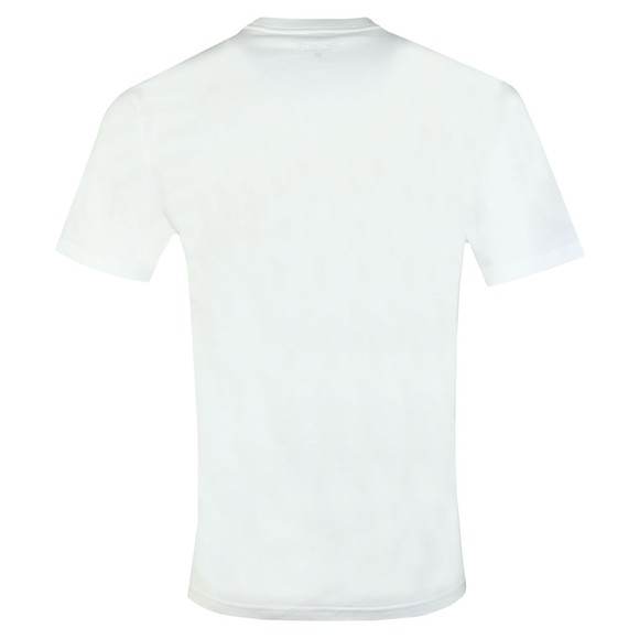 Carhartt WIP Mens White Speedlines T-Shirt main image