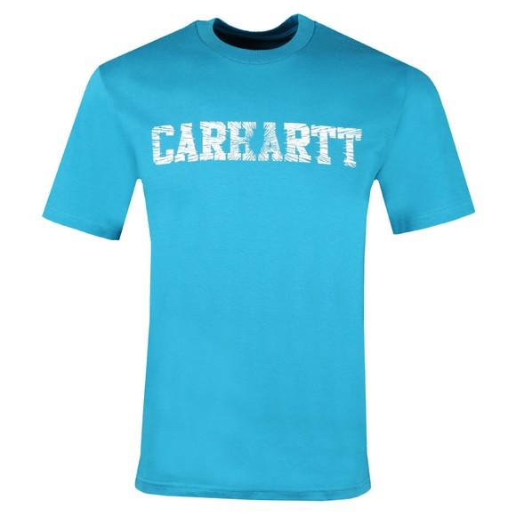 Carhartt Mens Blue Speedlines T-Shirt main image