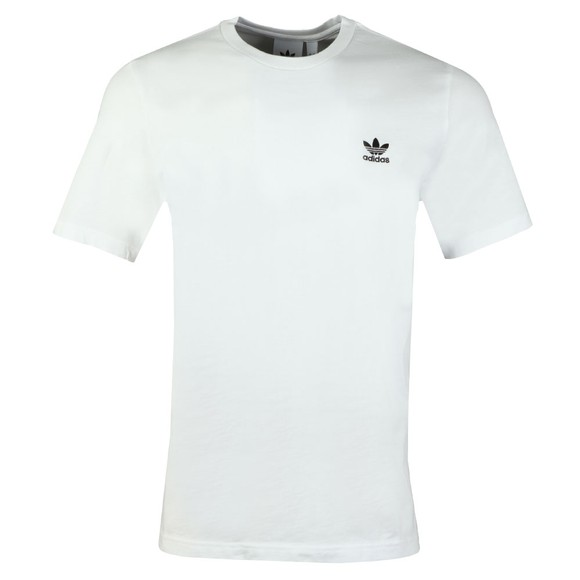 adidas Originals Mens White Essential T-Shirt