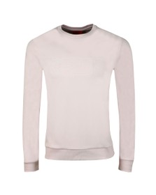HUGO Mens Pink Dicago Sweatshirt