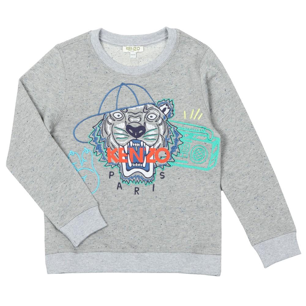 Street Tiger Sweatshirt main image