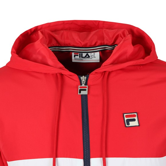 Fila Mens Multicoloured Ambrose Colour Block Jacket main image