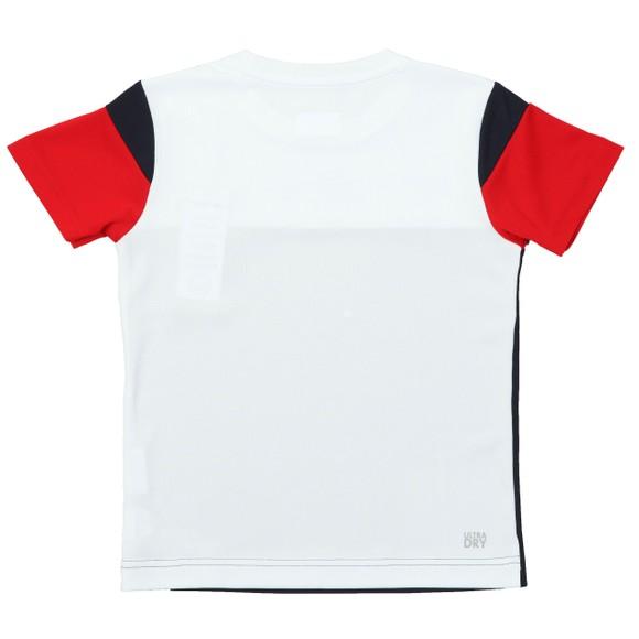 Lacoste Sport Boys White TJ5383 T Shirt main image