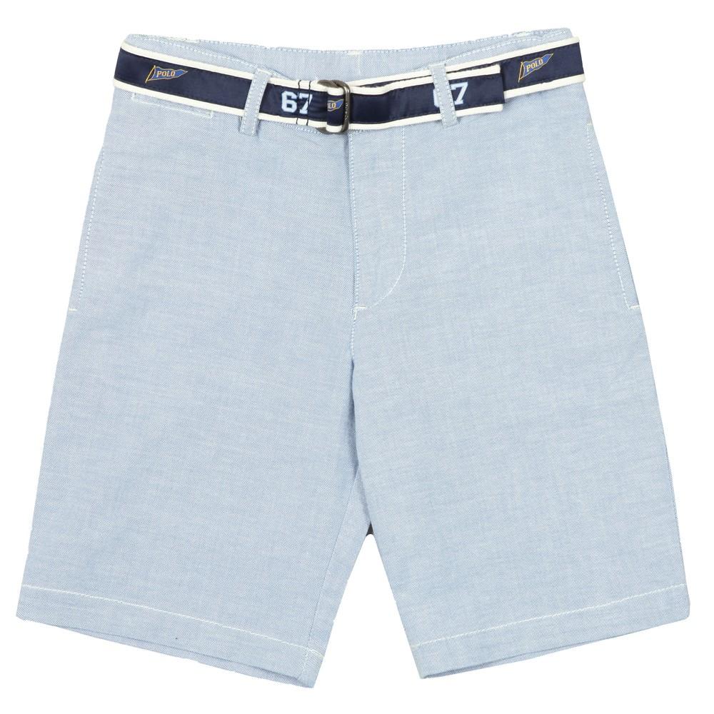 Belted Chino Short main image