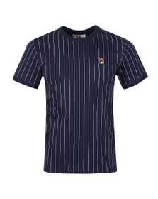 Fila Mens Blue Guilo Tee