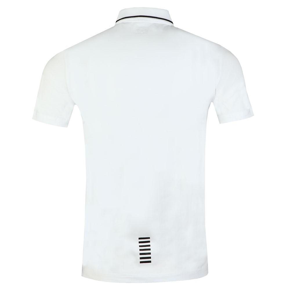 Small Rubber Logo Polo Shirt main image