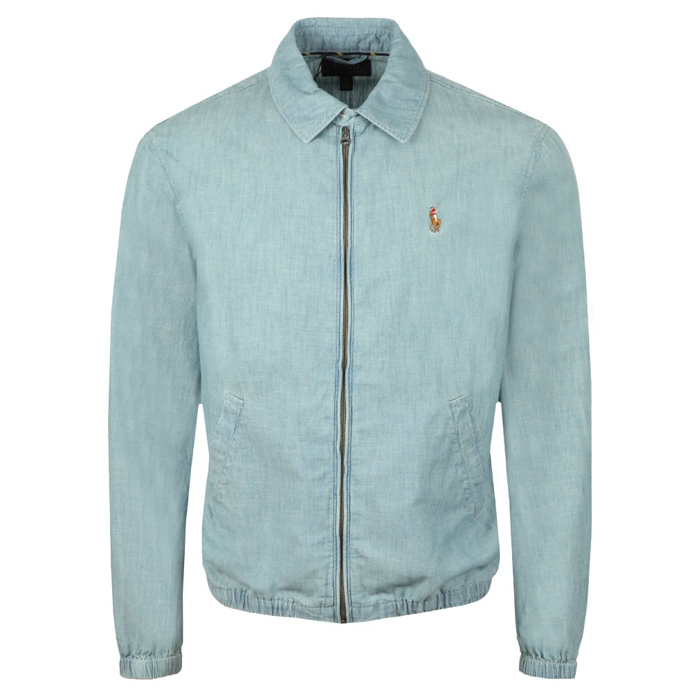 Bayport Chambray Overshirt main image