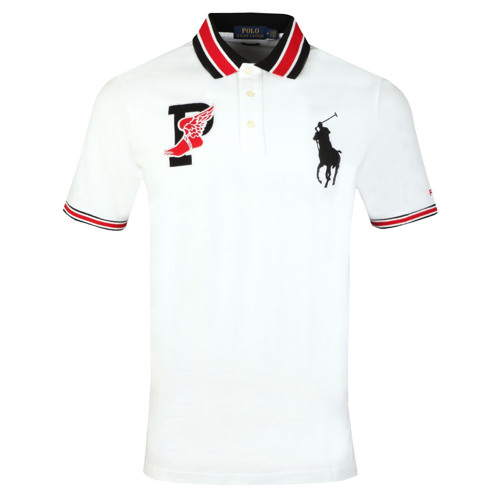Classic Fit P-Wing Mesh Polo