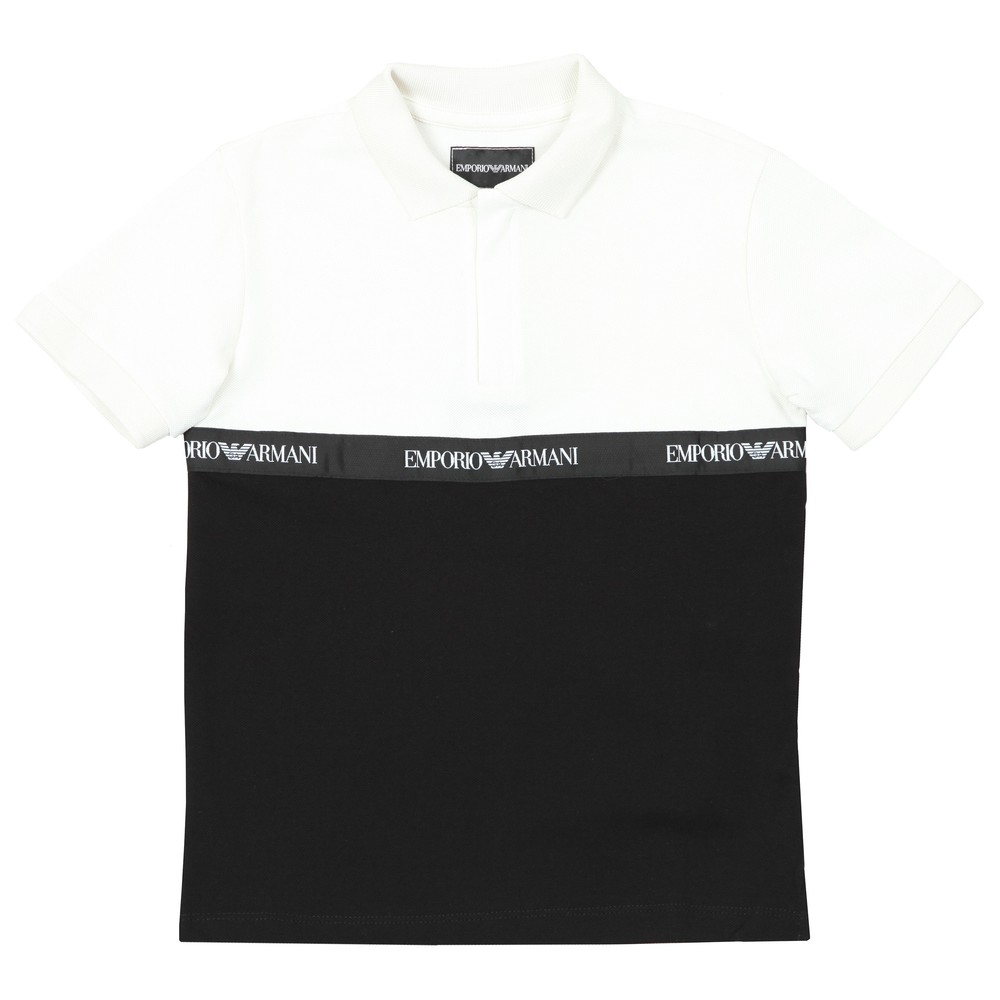 Tape Polo Shirt main image