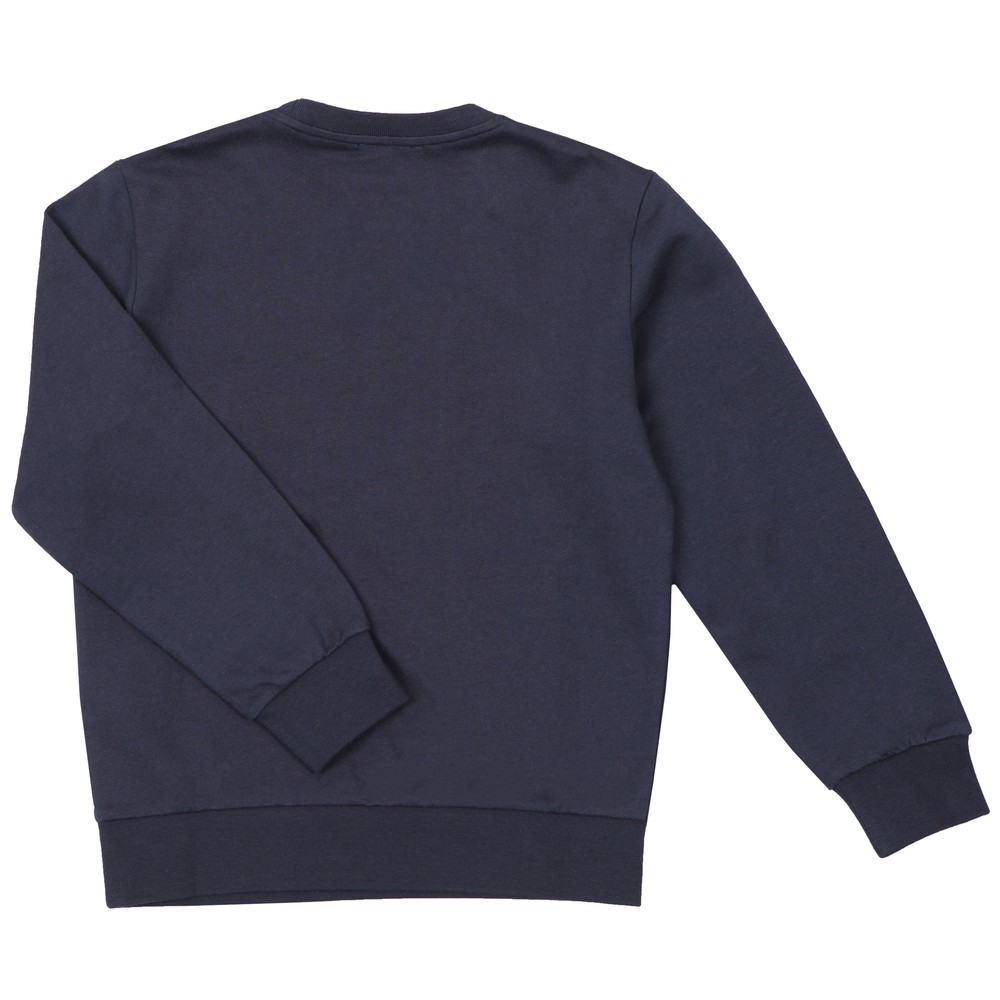 Large Rubber Logo Sweatshirt main image