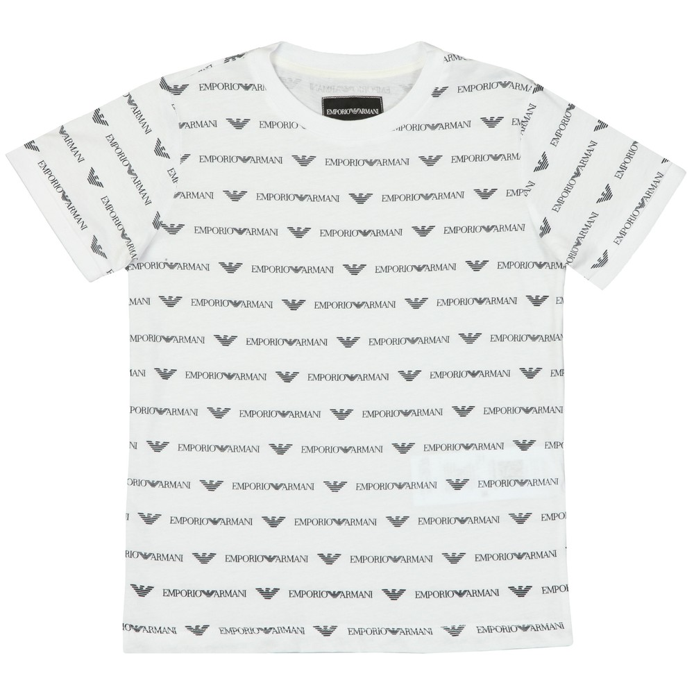 Allover Pattern T  Shirt main image
