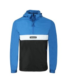 Timberland Mens Blue Pull Over The Head Jacket