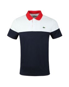 Lacoste Sport Mens Blue DH3399 Polo