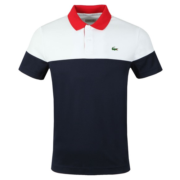 Lacoste Sport Mens Blue DH3399 Polo main image