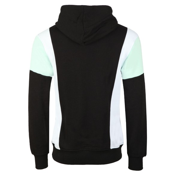 Nicce Mens Black Alta Hooded Sweat main image
