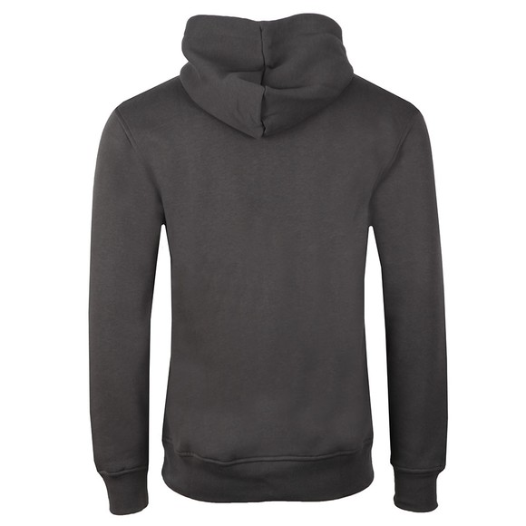 Nicce Mens Grey Original Logo Hoody  main image