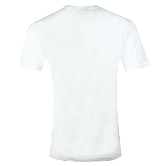 Nicce Mens White Chest Logo Tee main image