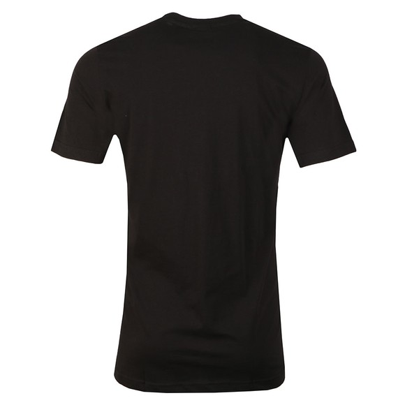 Nicce Mens Black Chest Logo Tee main image